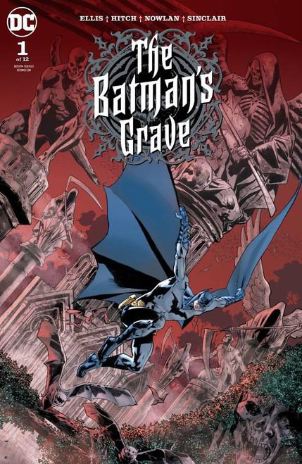 DC Batman's Grave #1 of 12 Comic Book