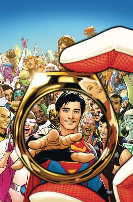 DC Legion of Super Heroes #2 of 2 Millennium Comic Book