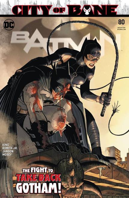 DC Batman #80 Comic Book