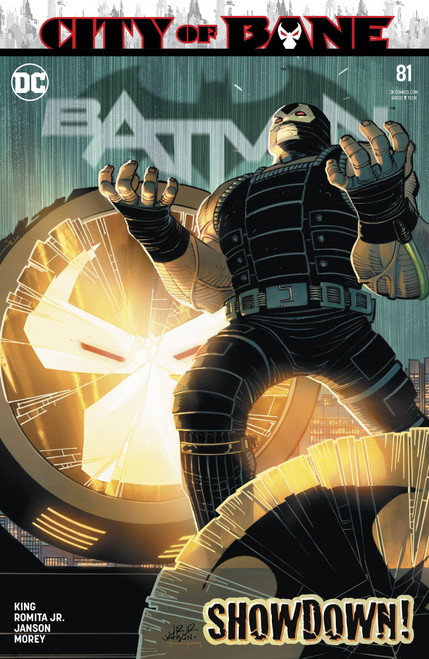 DC Batman #81 Comic Book