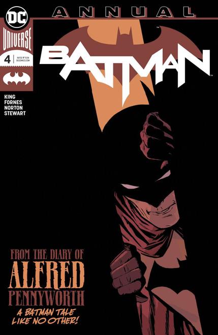 DC Batman Annual 4 Comic Book