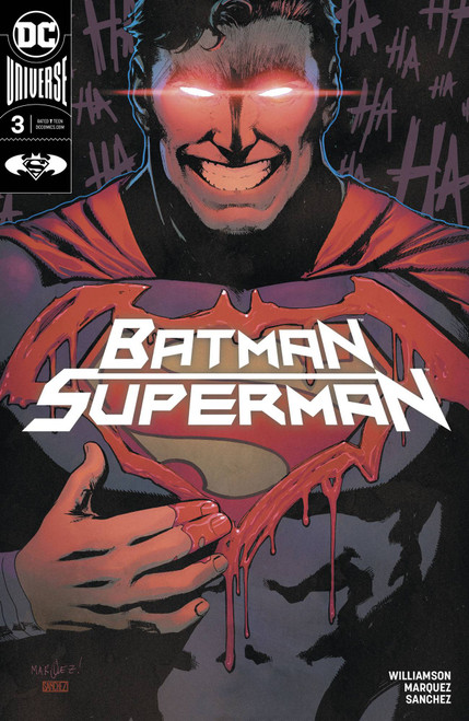 DC Batman Superman #3 Comic Book
