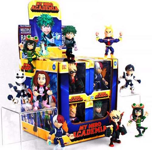 Action Vinyls My Hero Academia Mystery Box [12 Packs]