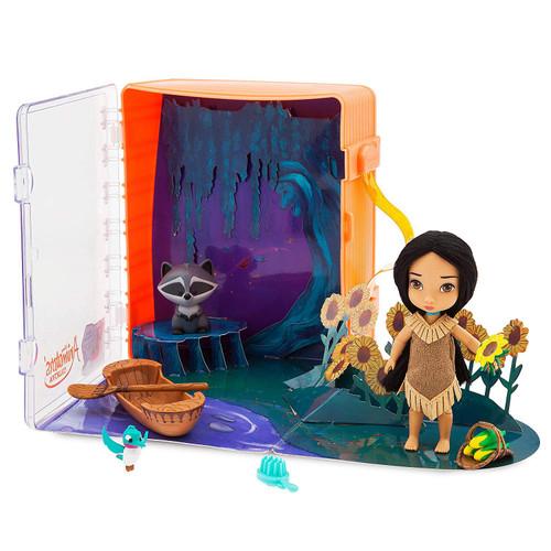 Disney Animators' Collection Pocahontas Mini Doll Playset