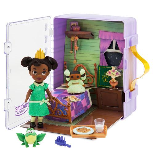 Disney The Princess & The Frog Tiana Mini Doll Playset