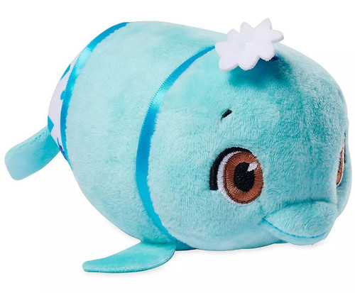 Disney Junior TOTS (Tiny Ones Transport Service) Wyatt the Whale Exclusive 4-Inch Plush