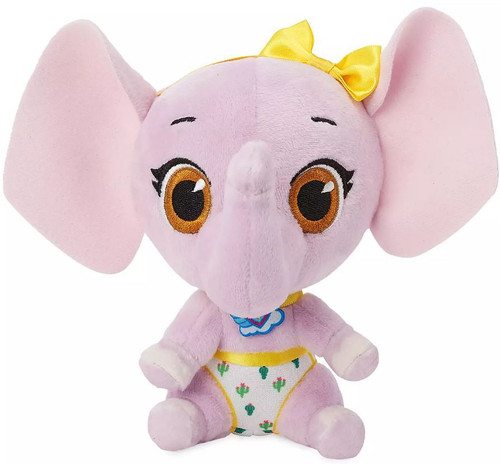 Disney Junior TOTS (Tiny Ones Transport Service) Ellie The Elephant 5.5-Inch Plush