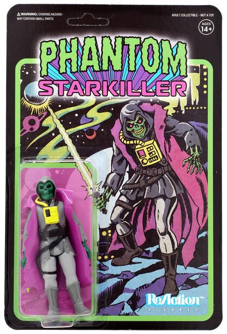 ReAction Killer Bootlegs Phantom Starkiller Exclusive Action Figure [Grey Ghoul]