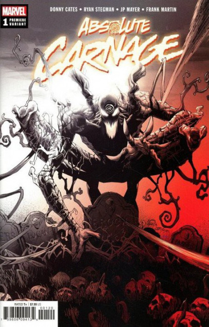 Marvel Comics Absolute Carnage #1 Comic Book [Ryan Stegman Premiere Variant Cover]
