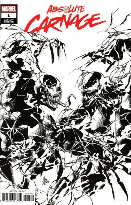 Marvel Comics Absolute Carnage #1 Comic Book [Mike Deodato Jr Variant Cover]