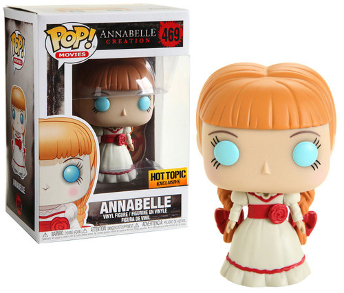 Funko Creation POP! Movies Annabelle Exclusive Vinyl Figure #469 [Clean Version]