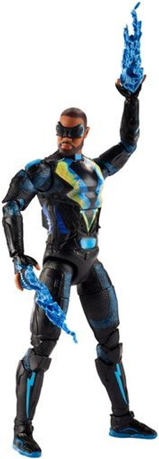 DC Multiverse Batman Ninja Series Black Lightning Action Figure [Damaged Package]