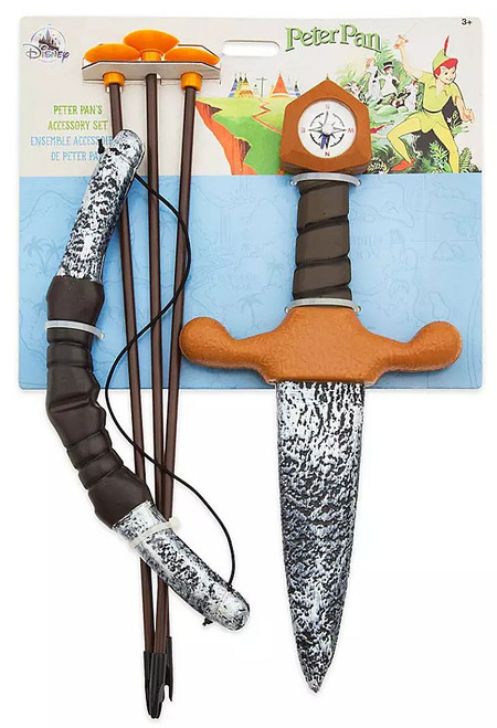 Disney Peter Pan Costume Exclusive Accessory Set