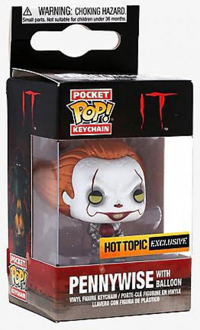 Funko IT Pocket POP! Pennywise Exclusive Keychain