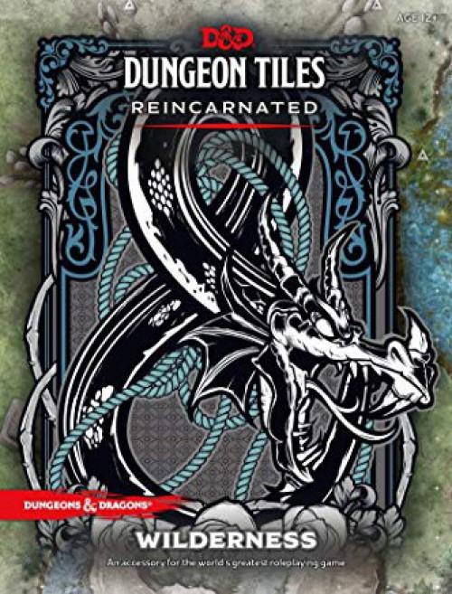 Dungeons & Dragons Dungeon Tiles Reincarnated Wilderness