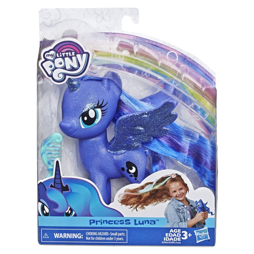 My Little Pony Sparkling Princess Luna 6-Inch Figure