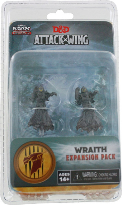 Dungeons & Dragons Attack Wing Wraith Expansion Pack