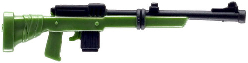 Fortnite Hunting Rifle 2-Inch Uncommon Figure Accessory [Green Loose]