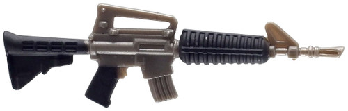Fortnite Assault Rifle 2-Inch Common Figure Accessory [Silver Loose]