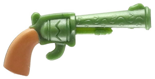 Fortnite Revolver 2-Inch Uncommon Figure Accessory [Green Loose]
