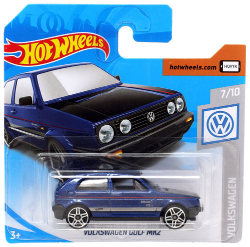 Hot Wheels Volkswagen Golf Mk2 Diecast Car
