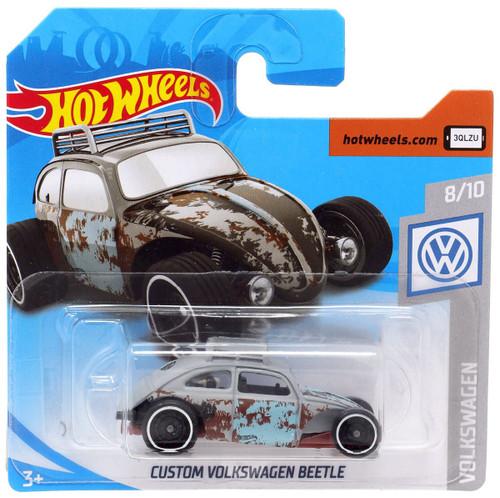 Hot Wheels Custom Volkswagen Beetle Diecast Car FYF77 [8/10]