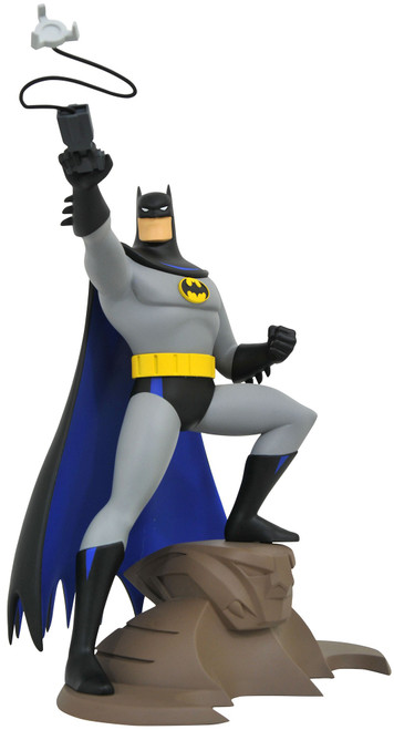 The Animated Series Gallery Batman 10-Inch Statue [Version 2]