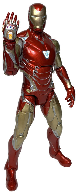 Avengers Endgame Marvel Gallery Iron Man Mark 85 Action Figure