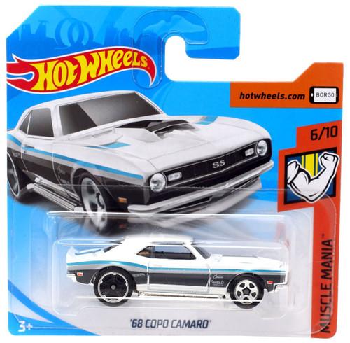 Hot Wheels Muscle Mania '68 Copo Camaro Diecast Car FYD06 [6/10]