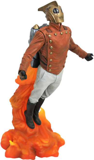 Disney Movie Gallery Rocketeer 11-Inch PVC Figure Statue
