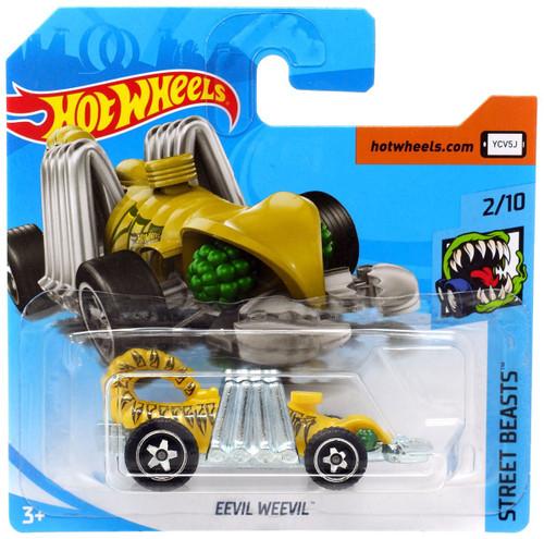 Hot Wheels Street Beasts Eevil Weevil Diecast Car FYD43 [2/10]