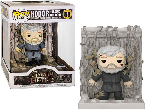 Funko Game of Thrones POP! TV Hodor Holding the Door Deluxe Vinyl Figure #88