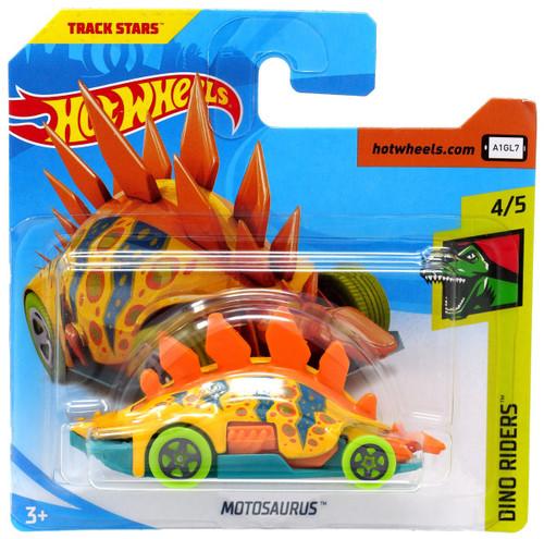 Hot Wheels HW Dino Riders Motosaurus Die-Cast Car FYF48 [4/5]