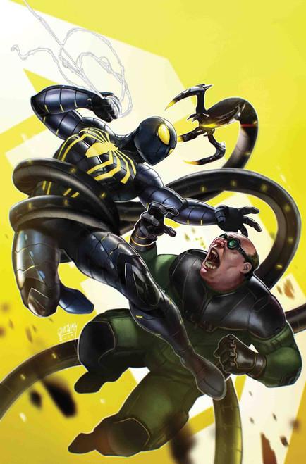 Marvel Comics Spider-Man City at War #6 of 6 Comic Book [Tim Tsang Variant Cover]