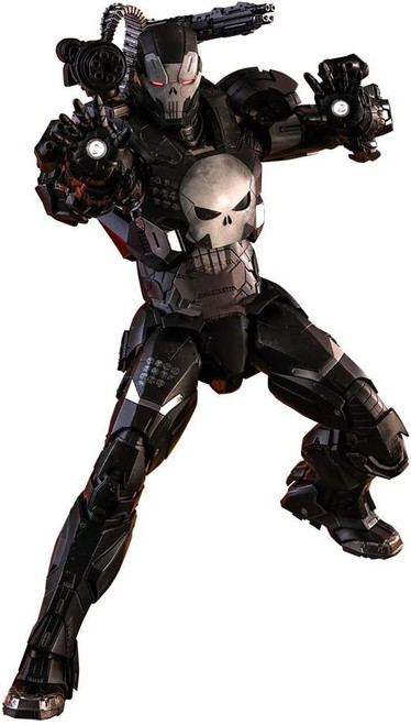 Marvel Punisher War Machine Collectible Figure