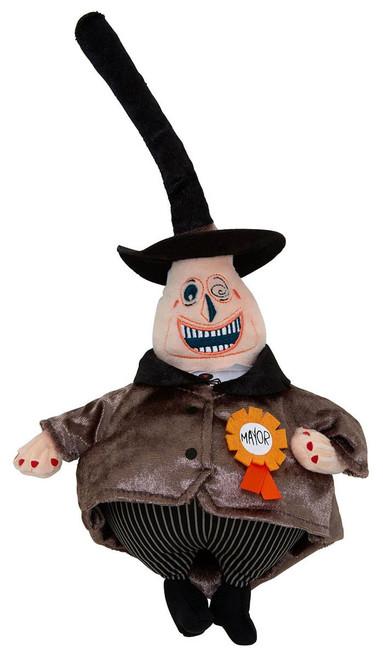 The Nightmare Before Christmas Mayor 12-Inch Plush