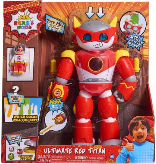 Ryan's World Ultimate Red Titan Deluxe Figure