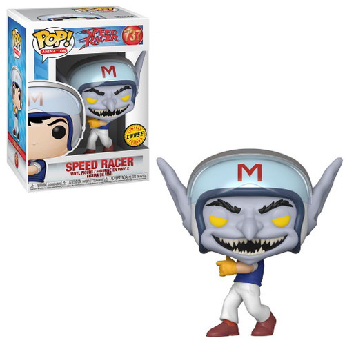 Funko POP! Animation Speed Racer Vinyl Figure #737 [Nightmare, Chase Version]