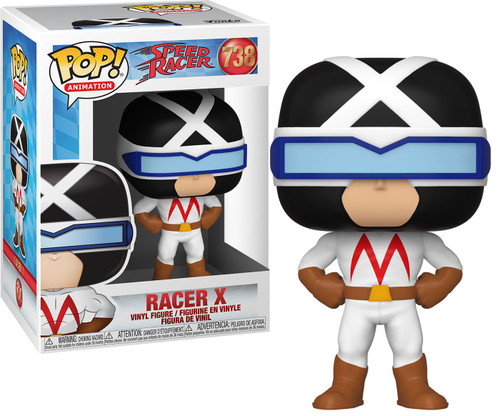 Funko Speed Racer POP! Animation Racer X Vinyl Figure