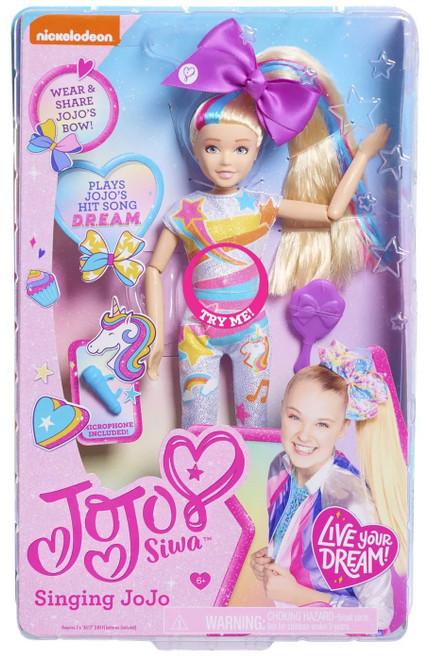Nickelodeon JoJo Siwa Singing JoJo Doll [D.R.E.A.M.]