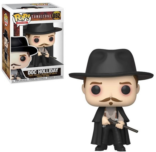 Funko Tombstone POP! Movies Doc Holliday Vinyl Figure #852