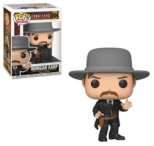 Funko Tombstone POP! Movies Morgan Earp Vinyl Figure #854