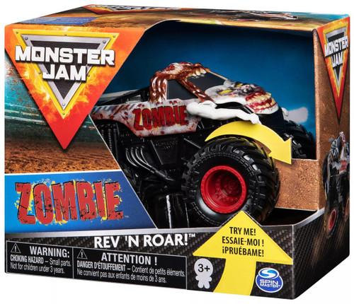 Monster Jam Rev 'N Roar Zombie Vehicle