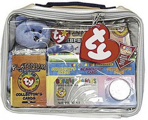Beanie Babies Platinum Edition Official Club Kit II