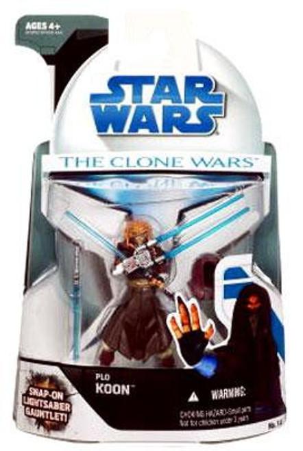 STAR Wars Eroe Masher Plo Koon Action Figure