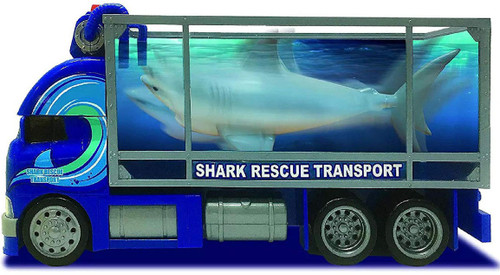 Animal Planet Shark Rescue Transport Exclusive Playset