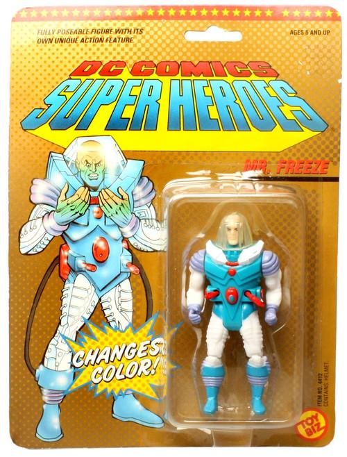 DC Super Heroes Mr. Freeze Action Figure [Changes Color]