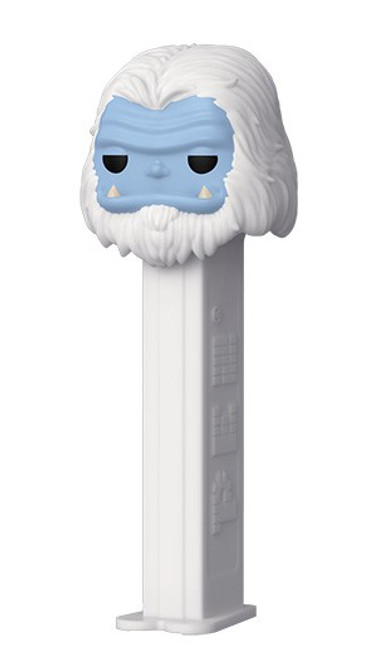 Funko Myths POP! PEZ Snowy Bigfoot Candy Dispenser