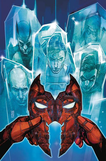 DC Event Leviathan #5 Comic Book