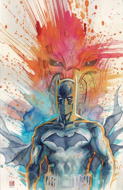 DC Event Leviathan #5 Comic Book [David Mack Variant Cover]